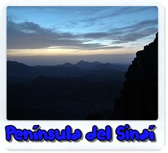 peninsula del Sinaí